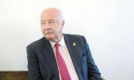 «Nous sommes au Maroc pour développer davantage les relations bilatérales»