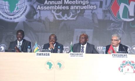 Vers la mise en place du Fonds 50 Afrique pour réduire le déficit infrastructurel