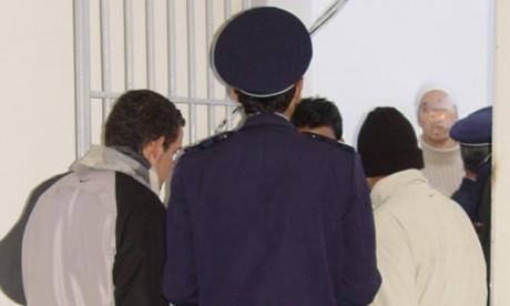 S.M. le Roi ordonne la libération de 48 prisonniers espagnols