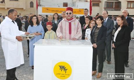 Une initiative qui reflète l'attachement du Maroc aux valeurs de solidarité et d'entraide