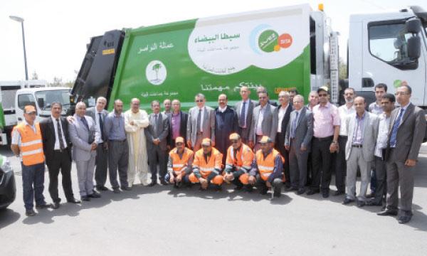L'équipe de Sita El Beida est sur le pied de guerre pour garantir la propreté à Nouaceur.