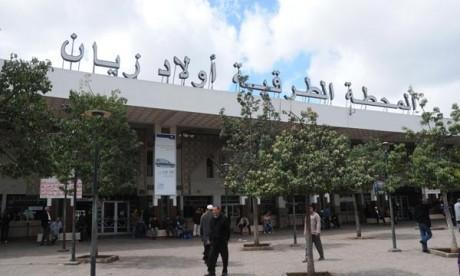 Un Ramadan chaud à la gare Ouled Ziane