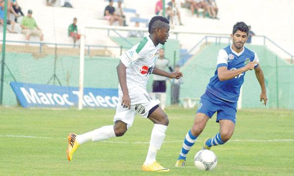 Le Matin - Le Raja s'impose devant l'Olympique Khouribga