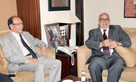 WIEF vante la stabilité du Maroc