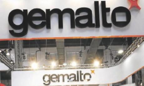 Croissance à 2 chiffres  en 2013 pour Gemalto