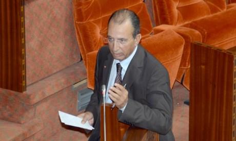 Hassad intervient à la Chambre des représentants