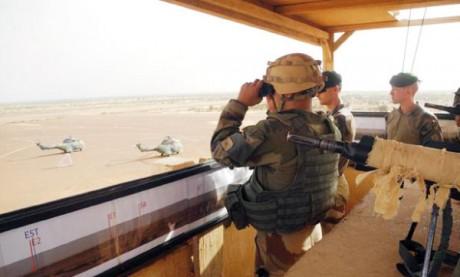Lancement de l'opération «Hydre» au nord du Mali