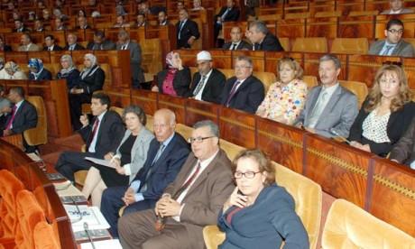 L'opposition se retire de la séance