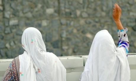 Dernière étape du Hajj annuel