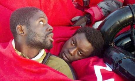 Nouvel assaut de subsahariens sur Sebta