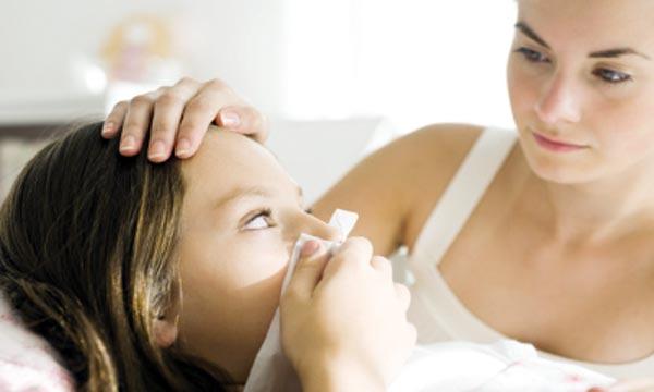 Le Matin - Les maladies éruptives de l'enfant