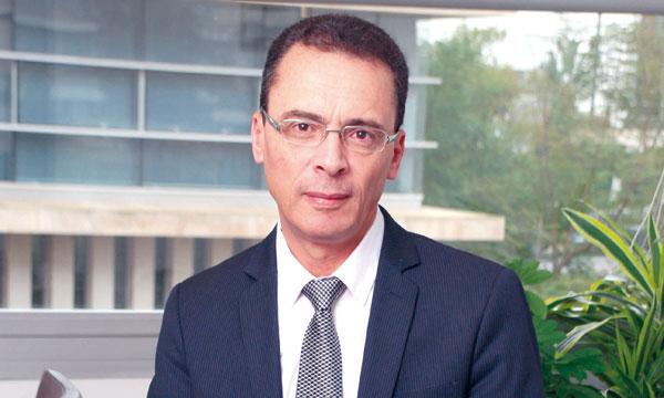 Mohammed Benahmed, directeur des grands projets au Fonds d'équipement communal