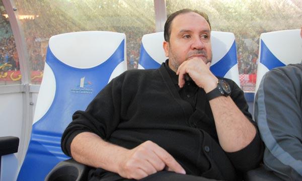 Le contrat avec Nabil Maâloul est prévu pour mercredi prochain.