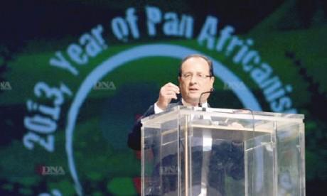 Sommet franco-africain à Paris