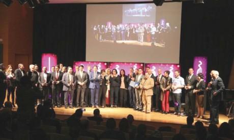 Sept marques marocaines décrochent les Morocco Awards 2013
