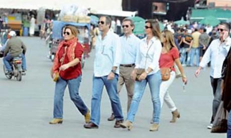 Le tourisme a augmenté de 5% en fin octobre