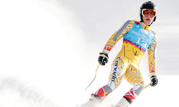 Adam Lamhamedi, médaillé d'or aux Jeux olympiques de la Jeunesse à Innsbruck en 2012, représentera le Maroc aux JO de Sotchi.