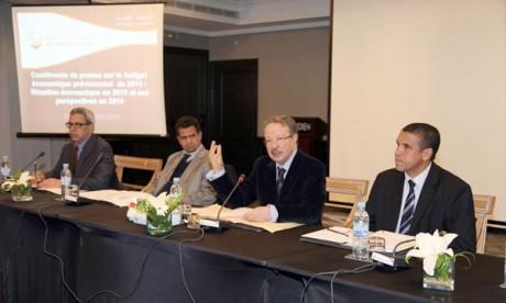 Le PIB du Maroc se serait accru de 4,4% en 2013