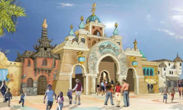 Casablanca peaufine l'aménagement de ses parcs d'attraction