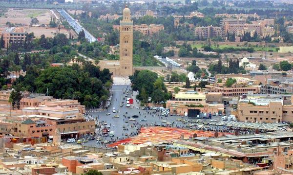 La ville ocre a clôturé l'année 2013 avec 1780.000 arrivées, soit une hausse de 14% par rapport à l'année précédente, selon le CRT de Marrakech. Ph : DR