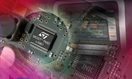 STMicroelectronics compte renouer  avec les bénéfices en 2014