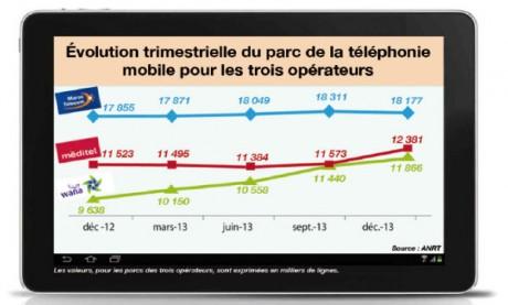Baisse des prix de 23% en 2013