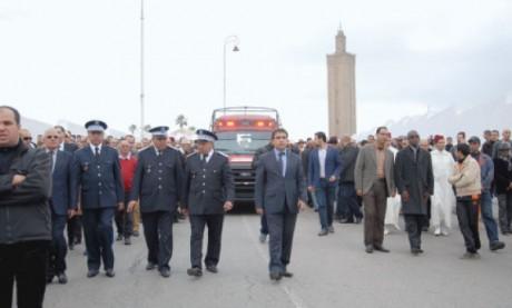 Émouvantes obsèques à Rabat de feu Hassan Amrani, wali de la région de Rabat-Salé-Zemmour-Zaër