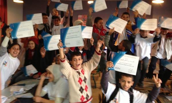 Le programme «Entreprenariat Masterclass» a eu un grand succès auprès des jeunes mais aussi auprès des adultes.