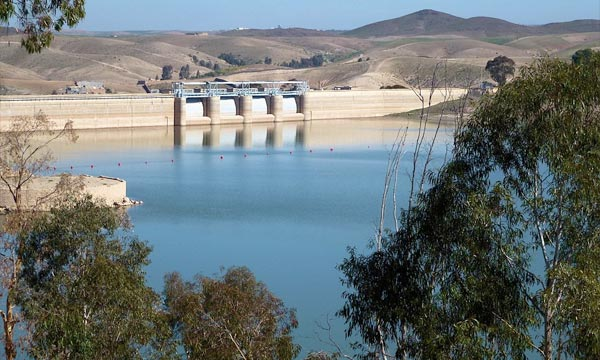 «La politique des barrages, une expérience bien réussie a  permis au Maroc d'accumuler une importante expérience dans la gestion de ses ressources hydriques, a relevé Mohamed Bazza. Ph : cityscapes.ma