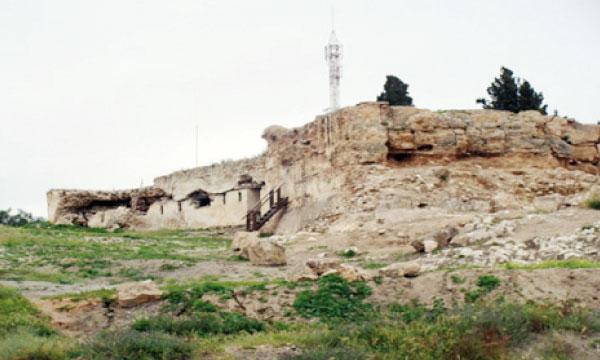 En l'absence d'une législation, le site d'Al-Mazamma est livré aux quatre vents.