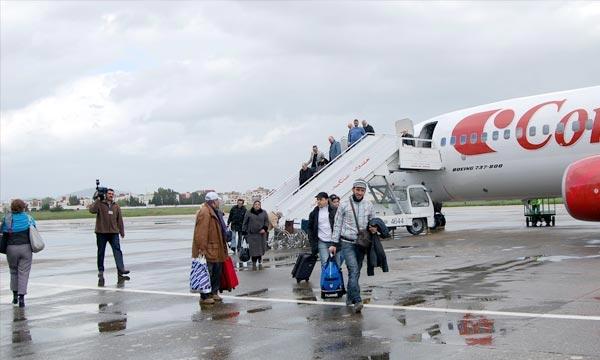 La nouvelle ligne aérienne renforcera les dessertes liant Rabat à l'Europe, l'un des marchés émetteurs de touristes», a indiqué Abdelaziz Kinani, directeur délégué de l'aéroport Rabat-Salé. Ph : MAP