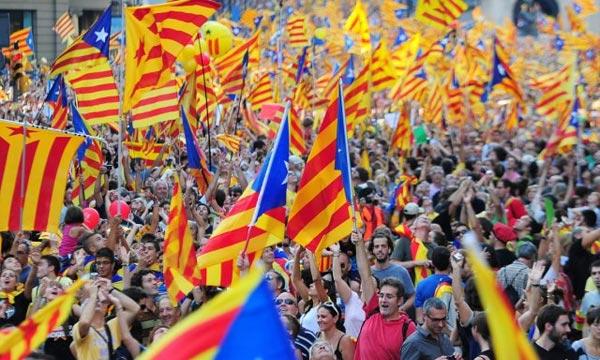 «Tant que je suis président du gouvernement espagnol, je ne permettrais pas l'indépendance d'aucune partie du territoire espagnol», a souligné Mariano Rajoy. Ph : AFP