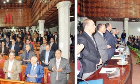 Approbation du compte  administratif du Conseil de la ville