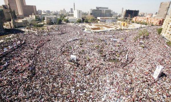 Les mouvements arabes n'ont pas toujours eu les résultats escomptés.