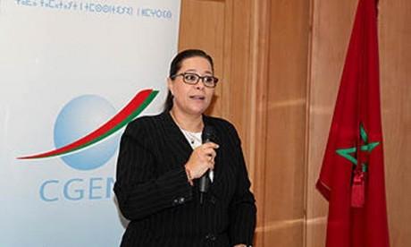 La CGEM veut améliorer de la compétitivité des entreprises