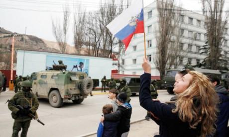 95% de «oui» pour un rattachement à la Russie