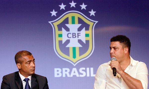 «Il est déplorable de voir Romario, encore une fois, me donner publiquement la responsabilité de choses qui vont au delà de mon pouvoir, écrit Ronaldo sur sa page Facebook. Ph : sportsillustrated.cnn.com