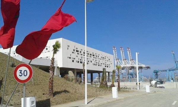 Le Centre d'affaires intermodal renforcera le positionnement et l'attractivité du complexe portuaire Tanger-Med, qui constitue un levier essentiel du développement économique au niveau national.Ph : medias24.com