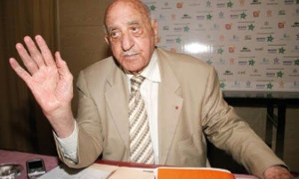 Avec sa disparition, le Maroc perd un géant de l'action sociale, une des plus belles figures de la citoyenneté active et de l'hospitalité. Ph :  aujourdhui.ma