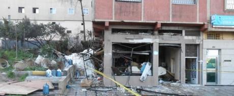 Casablanca : une bonbonne de gaz explose dans une boulangerie