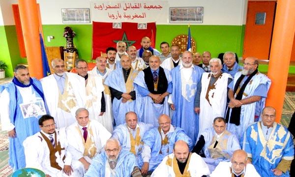 «Les témoignages du CS, le Maroc a montré sa bonne volonté et s'est engagé volontairement et avec un grand sens de responsabilité à mettre fin à ce conflit régional», a souligné, Lahcen Mahraoui porte-parole de l'ATSME. Ph : DR