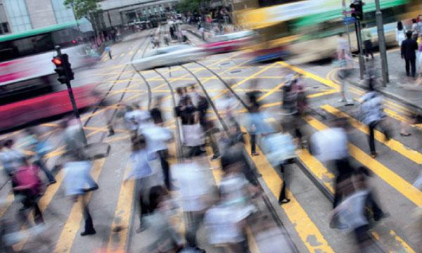La mobilité mondiale des voyageurs en 2050 sera de 3 à 4fois supérieure à celle de 2000, selon les experts du FIT.