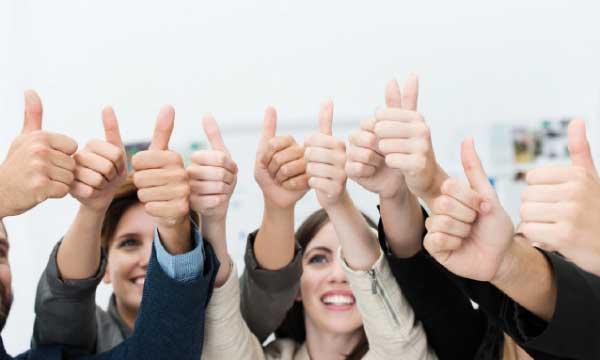 La réussite de l'entreprise dépend des performances collectives, elles-mêmes dépendantes des performances individuelles.