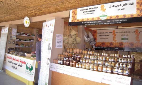 Les produits du terroir sont à l'honneur cette année, et avec, plus de 250 coopératives.