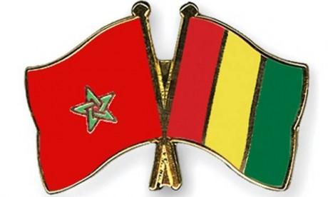 Une délégation de la CGEM reçue par le président guinéen