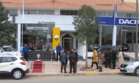Nouveau point de vente à Khénifra