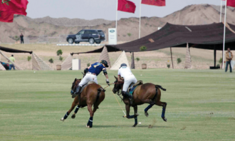 Smeia, partenaire du British Polo Day Maroc