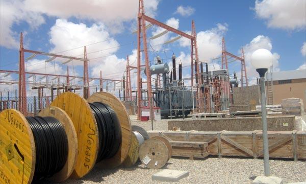 Le développement de l'énergie éolienne représente un moteur économique important.Le Maroc se dote d'une stratégie nationale visant la sécurisation de l'approvisionnement du pays en énergie électrique et la promotion des énergies renouvelables. Ph : M