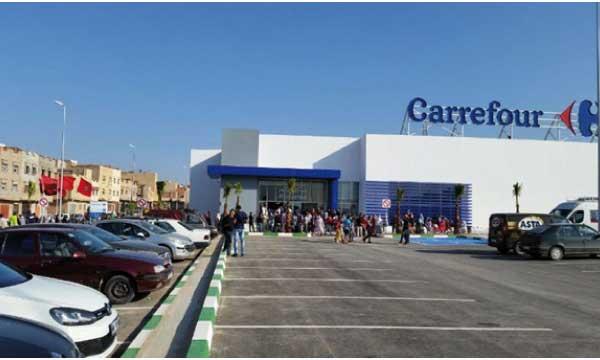 100 millions de DH pour le quatrième Carrefour à Oujda