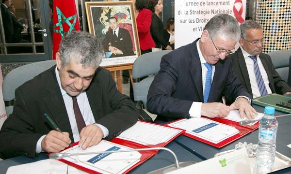 Lancement à Rabat de la stratégie nationale